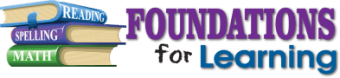 Foundations for Learning logo with clear background